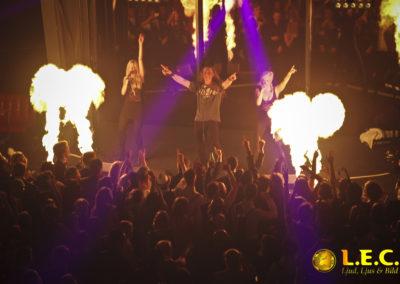 DJ party på Glasklart i Malmö