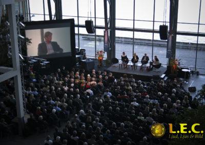 Konferens på Glasklart i Malmö